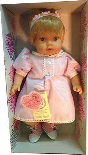 9787263261539: Life-like Vinyl 45cm Winter and summer Crying Doll - By Nines D'onil (Summer)