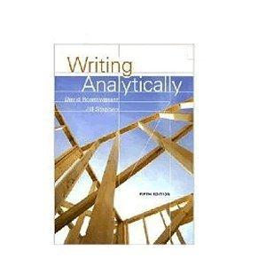 9787301142677: Writing Analytically