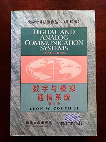 leon w couch digital and analog communication systems pdf