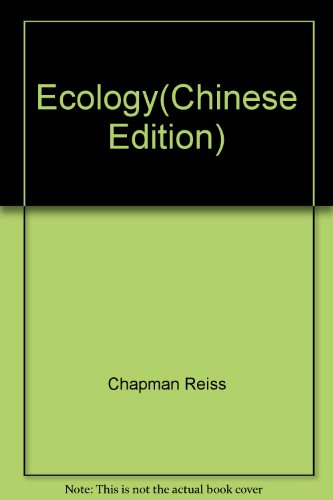 Ecology(Chinese Edition): Chapman Reiss