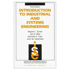 9787302056027: Introduction To Industrial And Systems Engineering (3rd Edition)
