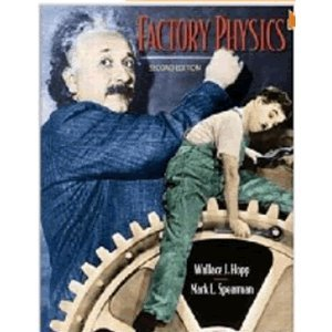 Factory Physics Second Edition: Mark Spearman (Author)(2nd