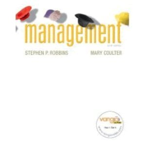 Management, 9th Edition: by Stephen P.