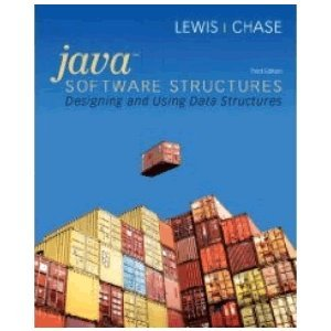 Java Software Structures: Designing and Using Data: Joseph Chase (Author)