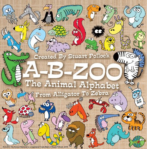 9787307004009: A, B, ZOO Alphabet Learning Kit (Alphabet and Number Learning Kits)