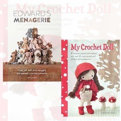 15+ Free Crocheted Doll Patterns • Free Crochet Tutorials | 500x500