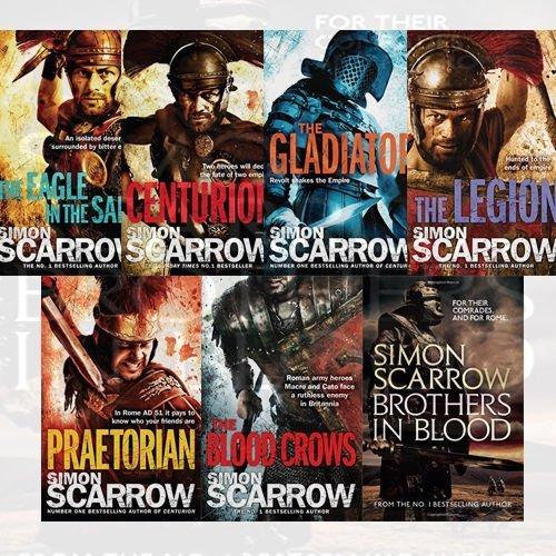 simon scarrow cato series