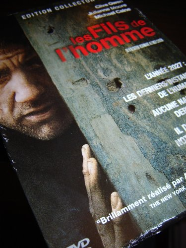 9787500844846: Children of Men / Les Fils de I'homme / Collector's 2 DVD Edition / Region 2 PAL DVD / Audio: English, French / Subtitle: English, French / Starring: Clive Owen, Julianne Moore, Chiwetel Ejiofor, Charlie Hunnam, Danny Huston / Director: Alfonso Cuarón