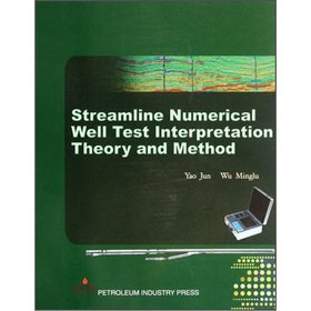 9787502188245: Streamline numerical well test interpretation theories and methods (English)
