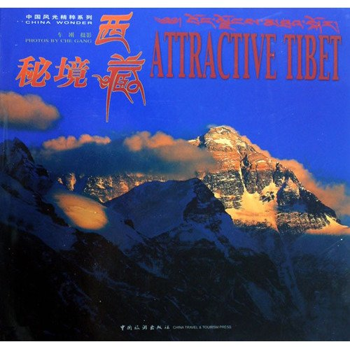 9787503234699: The Mysterious Tibet (Chinese Edition)