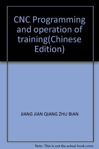 jiang jian qiang - cnc programming operation - AbeBooks