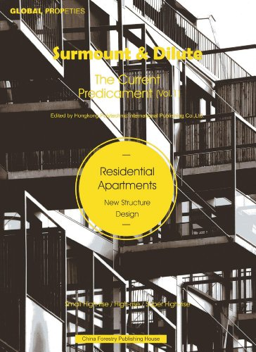 9787503871313: Surmount & Dilute, the Current Predicament 1: 1: Residential Apartments