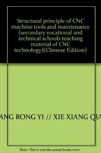 Structural principle of CNC machine tools and: HUANG RONG YI
