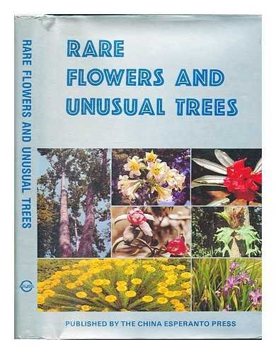 rare flowers and unusual trees: qitai, zhang