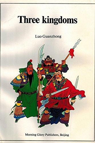 9787505404922: Three Kingdoms: A Historical Novel
