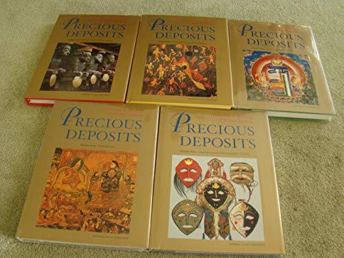 9787505406940: Precious Deposits : Historical Relics of Tibet (5 Volumes)
