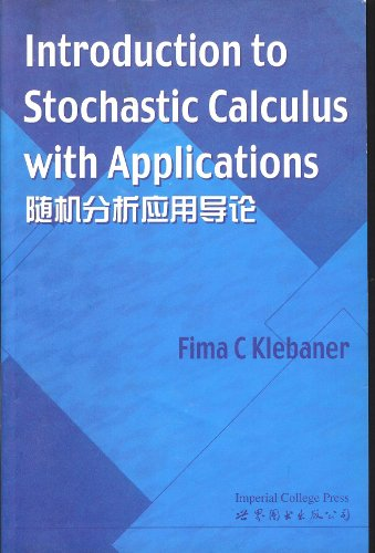 9787506266031: Introduction to Stochastic Calculus with Applications