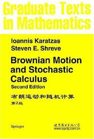 9787506272933: Brownian Motion and Stochastic Calculus (Graduate Texts in Mathematics)