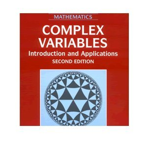 9787506291804: Complex Variables: Introduction and Applications (Cambridge Texts in Applied Mathematics)
