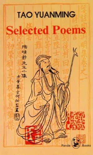 Selected Poems by Tao Yuanming: Tao Yuanming