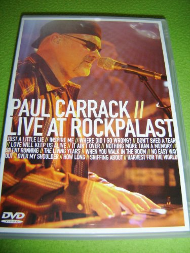 9787507419016: Paul Carrack - Live At Rockpalast