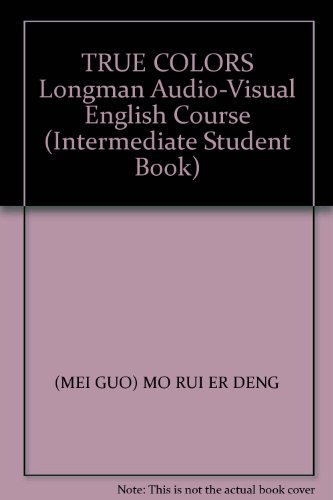 TRUE COLORS Longman Audio-Visual English Course (Intermediate ...