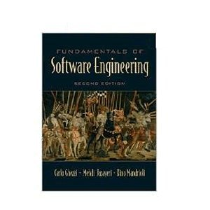 9787508338767: Fundamentals of Software Engineering (2nd Edition)