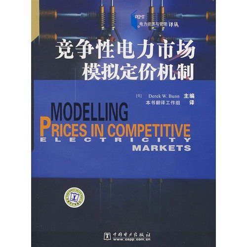 Genuine Books 9787508361994 competitive electricity market pricing mechanism simulation(Chinese ...