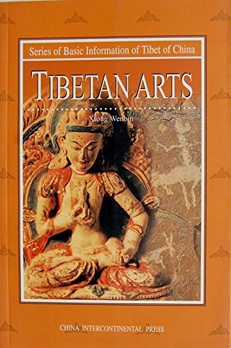 9787508508177: Series of Basic Information of Tibet of China -- Tibetan Arts
