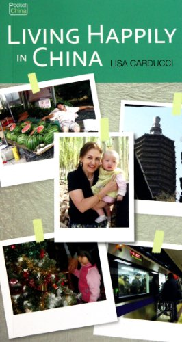 Living Happily in China: Lisa Carducci
