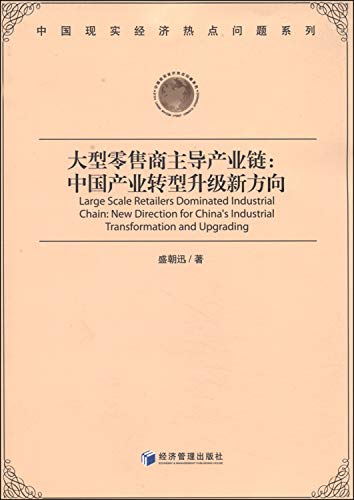 9787509627266: Large Scale Retailers Dominated Industrial(Chinese Edition)