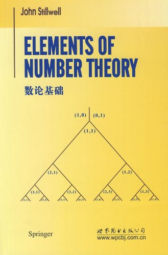 9787510004674: Elements of Number Theory