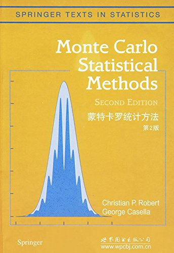 9787510005114: Monte Carlo Statistical Methods - 2nd Edition(Chinese Edition)