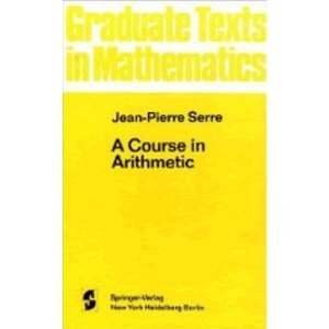 9787510005350: A Course in Arithmetic International Edition