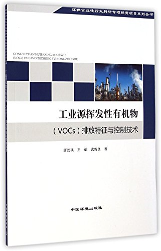 Industry sources of volatile organic compounds (VOCs): XI JIN YING