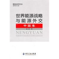 9787513005241: World Energy Strategy and Energy Diplomacy - China Volume(Chinese Edition)