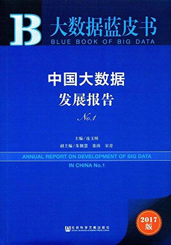 9787520108027: 中国大数据发展报告 No.1