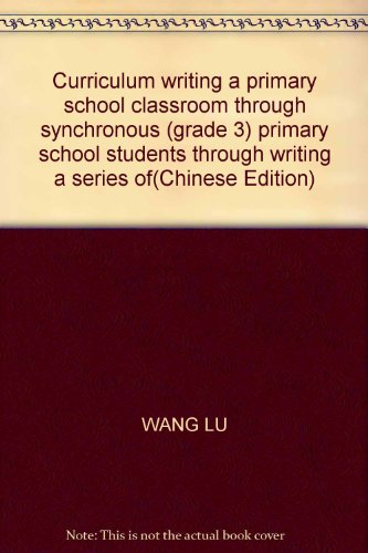 Through series New Curriculum pupils classroom in a primary school essay writing a synchronization ...