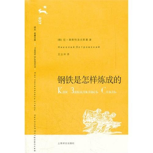 9787532740017: How the Steel Was Tempered (Chinese Edition)