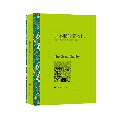 translation masterpiece selection: The Great Gatsby(Chinese Edition): F.S. FEI CI JIE LA DE (...