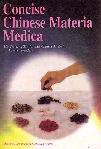 Concise Chinese Materia Medica (Series of Traditional: Zheng Guili and