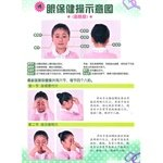 9787533539252: Standard logarithmic visual acuity chart (with the latest version of eye exercises diagram)(Chinese Edition)