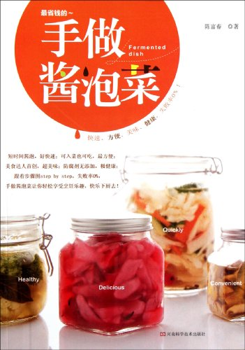9787534951947: Sauce Pickle DIY (Chinese Edition)