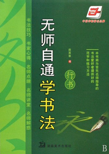 self-taught calligraphy (Script) (Paperback)(Chinese Edition): TIAN YING ZHANG