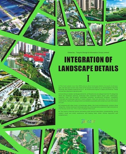 Landscape detail integration 1.2.3 (three set)(Chinese Edition): TANG YI SHE