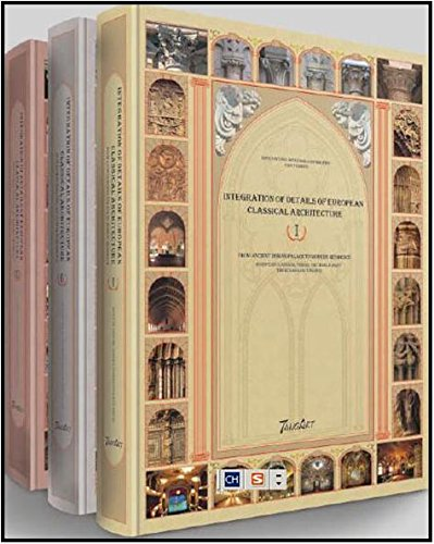 European classical architectural detail integration (of three)(Chinese Edition): GUANG ZHOU TANG YI...