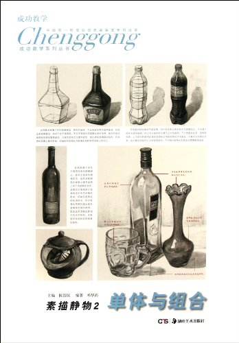 9787535663252: Line Drawing Still Life(2 Single Objects and Combination) (Chinese Edition)