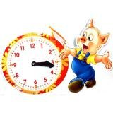 9787535852502: baby of a small clock (squirrels)(Chinese Edition)