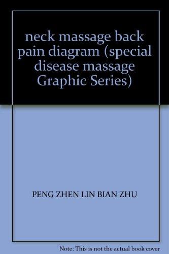 9787538130591 Neck Massage Back Pain Diagram Special Disease