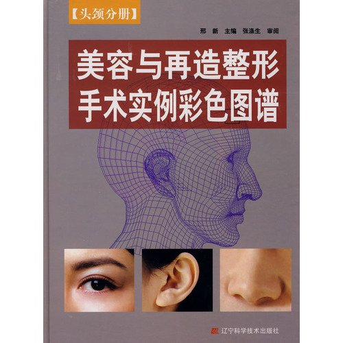 9787538154498: Beauty and recycling plastic surgery instances Color Atlas: Head and Neck Volume(Chinese Edition)